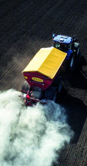 Rozmetadlá priemyselných hnojív